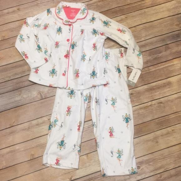 d420d46cdc NWT Carter s Fairy Pajamas